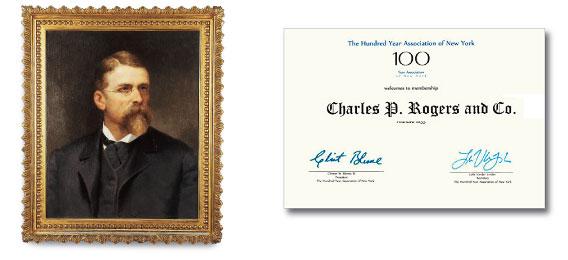 100 year certificate