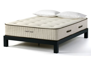 Real Bed. Best all natural mattress under $1000!