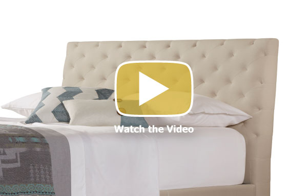 San Diego Bed Video
