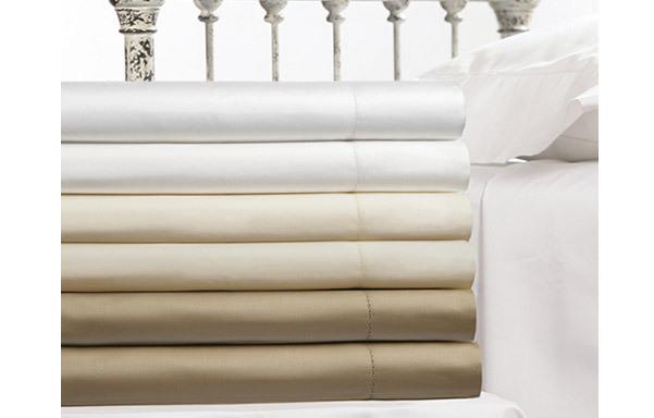 Prima 400 thread count cotton sheet set – color selection