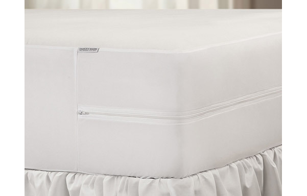 Cool Knit waterproof mattress encasement