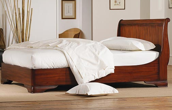 Fairnoble sleigh bed room view