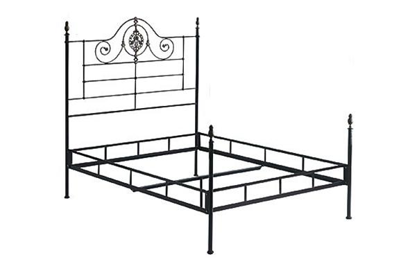 Alexandria bed frame details