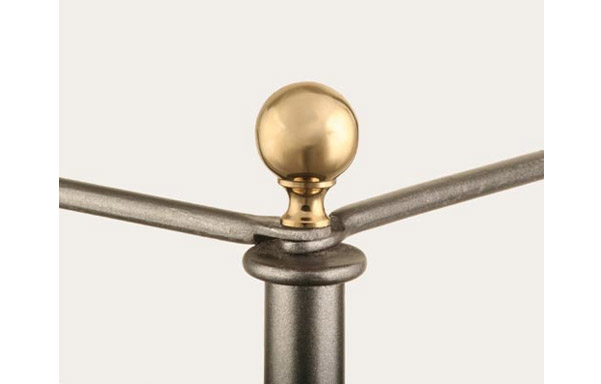 Cairo canopy bed ball finial