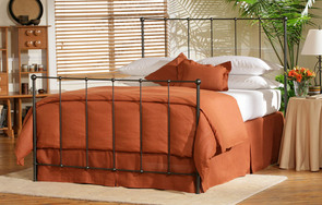 Lloyd wrought iron bed room setting