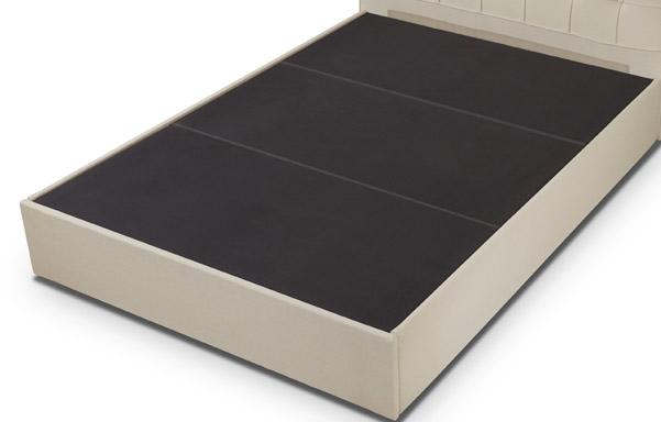 Upholstered Platform Base platform for mattress