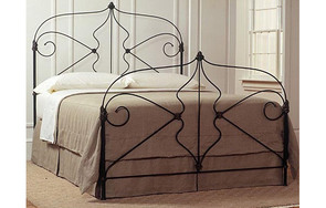 Marseille iron bed – queen size