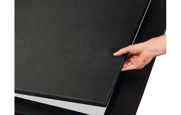 Maxion bed upholstered platform for mattress