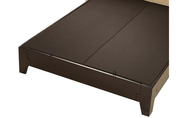 Monterey bed upholstered platform for mattress