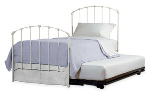 Rutherford trundle bed and under bed trundle