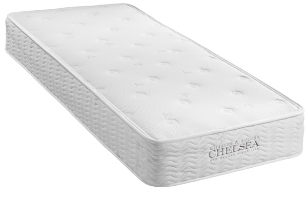 Chelsea trundle bed and daybed mattress