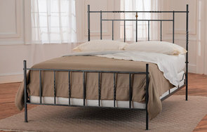 Umbria Low Footboard Bed